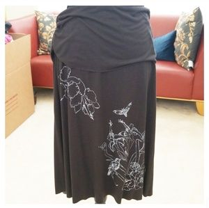 NWT Lux Skirt Size Large